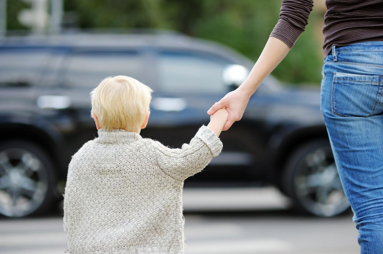 Kindersicherheit im Straßenverkehr